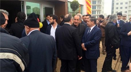 Vadişehir'in temelleri atıldı, satış ofisi açıldı!