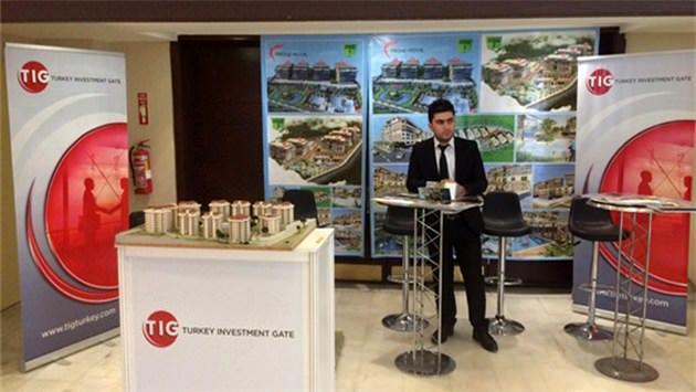 9. Gayrimenkul Fuarı Türk Arap Zirvesi dky inşaat