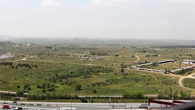 esenler askeri arazi