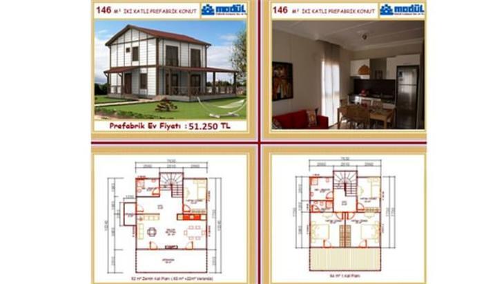 prefabrik ev fiyatları ne kadar