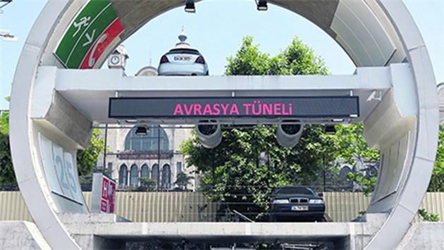 İstanbul Boğazı Tüp Geçişi Projesi