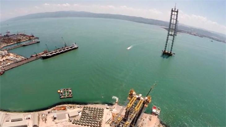 İzmit-Körfez Geçiş Köprüsü