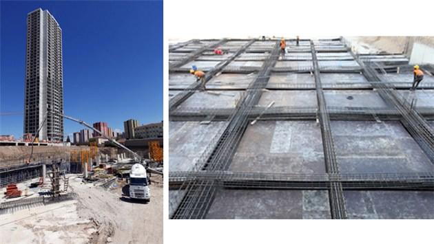 park avenue inşaatı