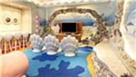 çocuk odası,tasarım, lüks,zengin,prenses