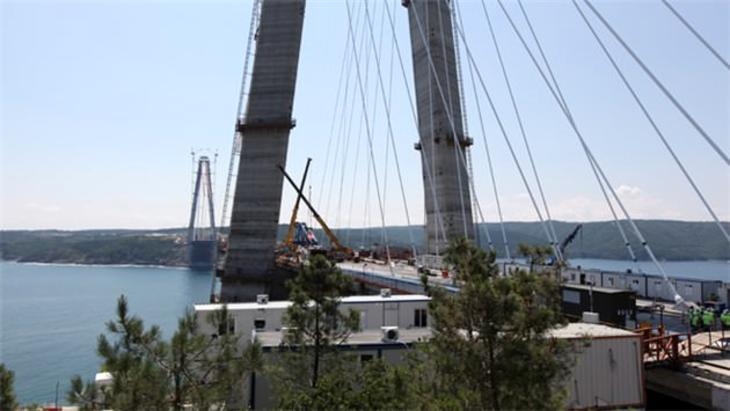 3. köprü son hali