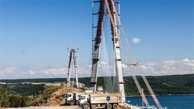 3 köprü son hali