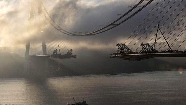 İşte 3. köprüden son fotoğraflar!