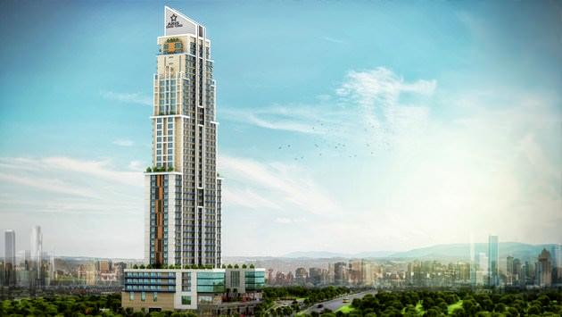 Aris Grand Tower, her zevke hitap ediyor