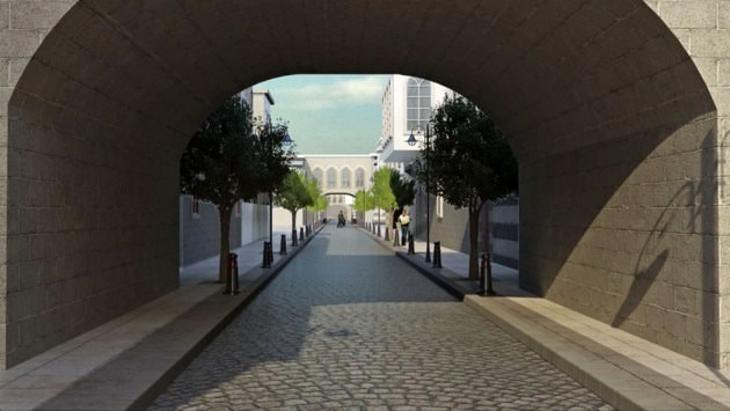 Sur Kentsel Dönüşüm Projesi