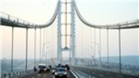 Osman Gazi Köprüsü açıldı!