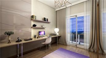 Avrupark Bahçekent projesi örnek daire görselleri!