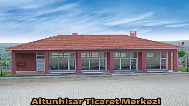 altunhisar ticaret merkezi