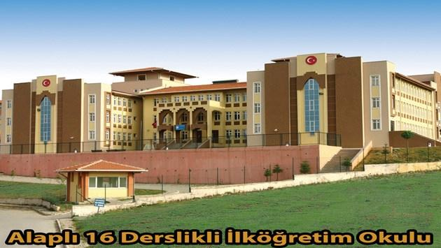 alaplı ilköğretim okulu