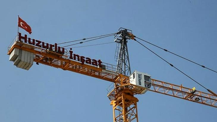 Huzurlu Marmara inşaatından son görüntüler