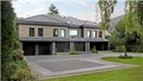 zlatanın yeni evi