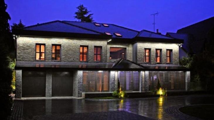 ibrahimovicin gece evi