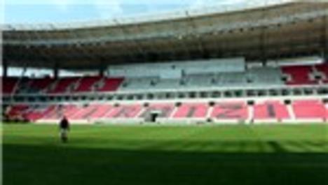 Eskişehirspor yeni stadyum