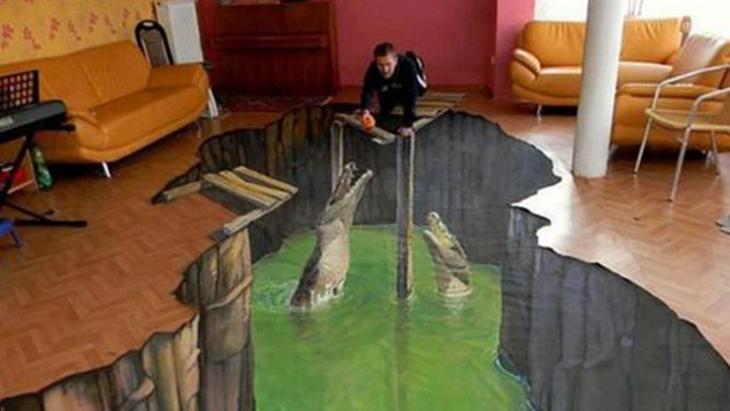 zemin 3d duvar kağıdı