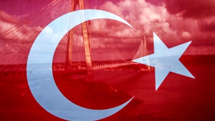 Yavuz Sultan Selim Köprüsü'nden renkli görüntüler!