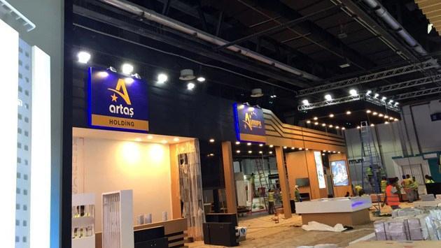 Dubai Cityscape'ten ilk kareler!
