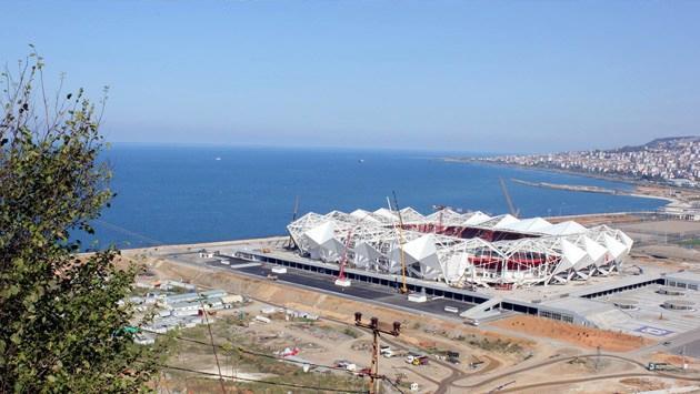 Trabzon Akyazı Arena