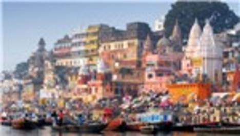 20. Varanasi Hindistan - M.Ö 1000