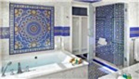 Evinizi renklendirecek banyo tasarımları