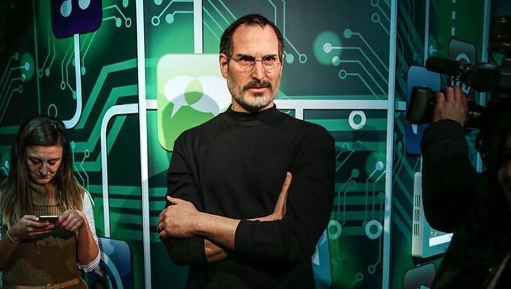Steve Jobs balmumu