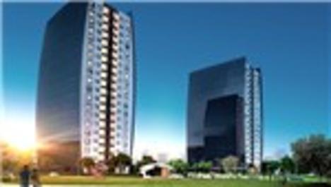 Aypark Residence proje görselleri