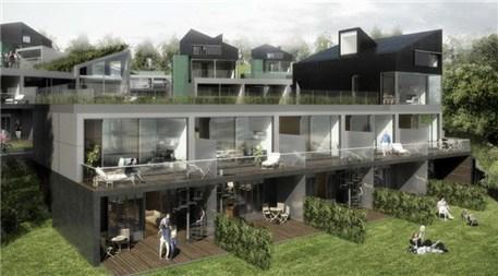 Belgrad Life Villa proje görselleri