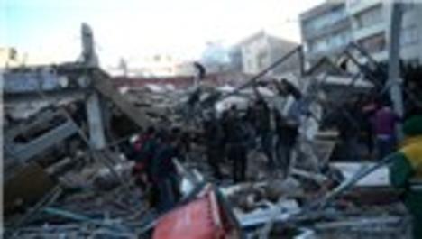 Zeytinburnu'ndaki Kuran Sitesi çöktü!