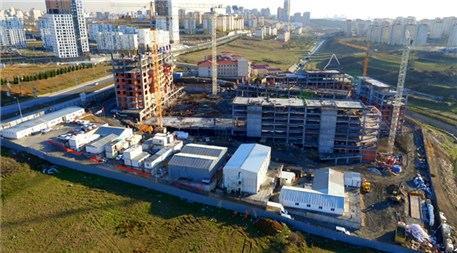 Emlak Konut Başakşehir 2. Etap inşaatı fotoğraflandı!