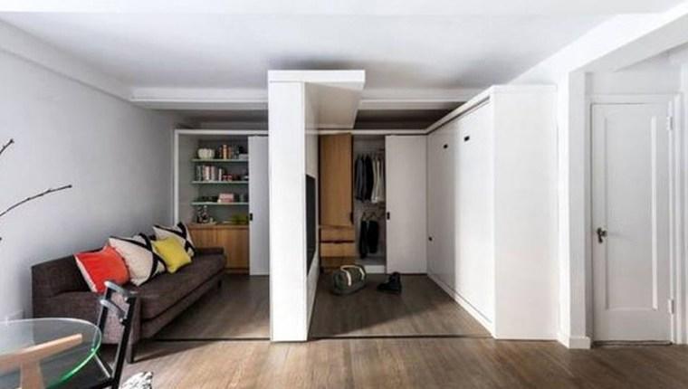 36 metrekarelik dev daire