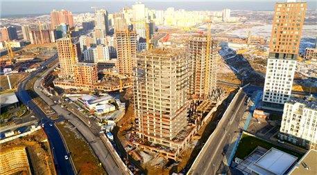 Evvel İstanbul'un inşaatı ne durumda?
