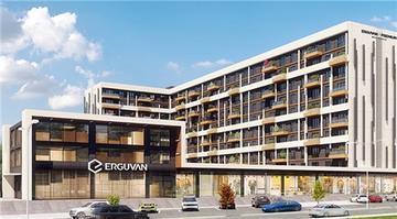 Erguvan Premium Residence projesinin foto galerisi yayında!