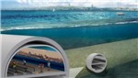 Kabataş-Üsküdar Yaya Tüneli projesi böyle olacak!
