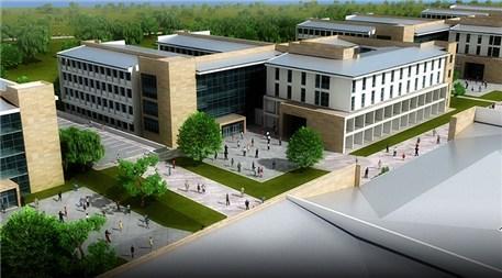 Tunceli Üniversitesi 2. etap kampüs binası!