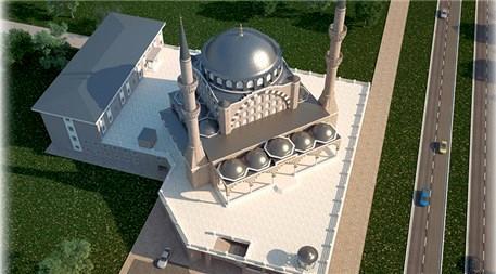 Üsküp'e Osmanlı camisi yapılacak!