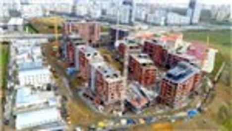 Emlak Konut Başakşehir Evleri 2 son durum!
