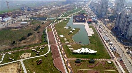 Hayat Park projesinin son durumu havadan görüntülendi