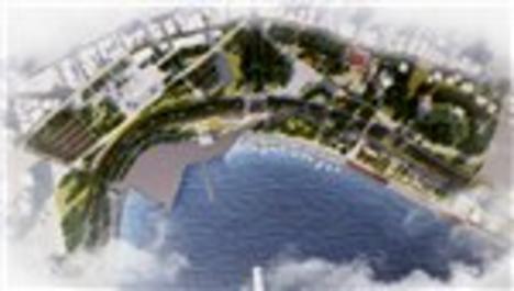 Pendik şehir parkı böyle olacak!