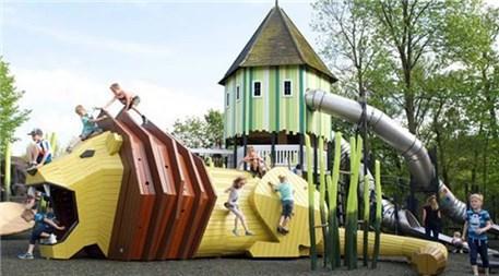 Birbirinden fantastik oyun parkları!