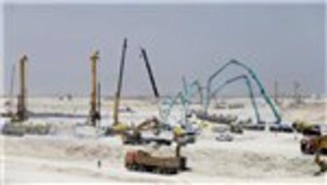 Kuveyt Havalimanı'nda temeller atıldı!