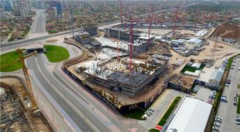Temaşehir Konya'da inşaat ne durumda?