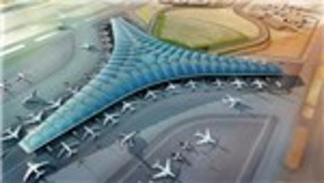 Kuveyt Havalimanı yeni terminal projesi!
