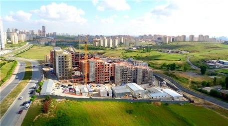 Emlak Konut Başakşehir Evleri 2'de son durum!