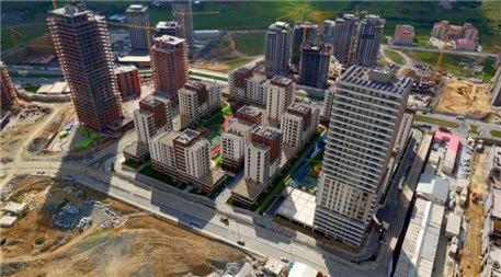 EVvel İstanbul projesinin son durumu havadan görüntülendi.