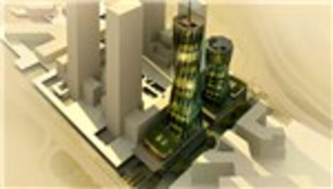 Vakıf GYO'nun Finans Merkezi projesi böyle olacak.