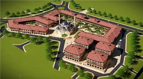 Van Erciş'e kentsel dönüşüm kapsamında 407 dükkan ve 48 ofis!