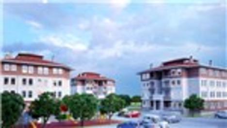 Denizli'ye TOKİ'den 224 konut!